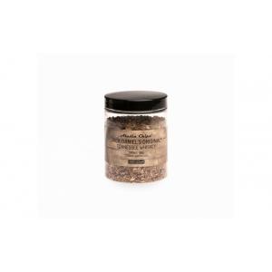 Trucioli di botte di Jack Daniels per affumicatore Aladin - conf 80gr 100% Chef