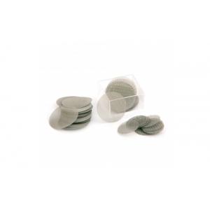Filtri in acciaio - conf 5 ricambi XS5 Ø2cm per affumicatore Aladin 100% Chef