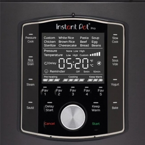 INSTANT POT PRO 10-in-1 Pentola a pressione elettrica 8 litri