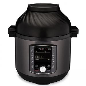 INSTANT POT PRO CRISP&AIR FRYER 11-in-1 Pentola a pressione elettrica e friggitrice ad aria 8 litri