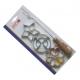 Stampo in alluminio per frittelle tirolesi 3 forme Eva Collection