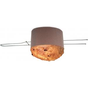 Spillone per lievitati 62cm in acciaio inox - in blister Decora