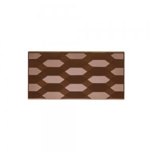 HEXA PC5029FR by Vincent Vallée Stampo in policarbonato tavoletta di cioccolato 3x100gr Pavoni