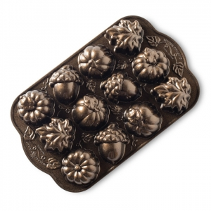 STAMPO AUTUMN DELIGHTS CAKELET PAN