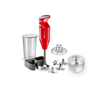 Robot ad immersione Bamix C160 Rosso 160W - Gift Pack Peroni