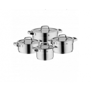 Batteria di pentole COMPACT CUISINE (4 pezzi) in acciaio Wmf