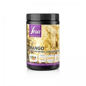 Mango liofilizzato in polvere 600gr Sosa