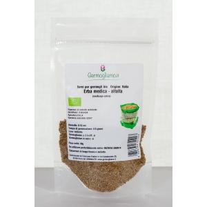 Semi di Alfalfa - Erba Medica Bio 90gr