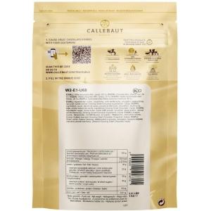 Cioccolato bianco N.W2 Sacchetto 400 gr Callebaut