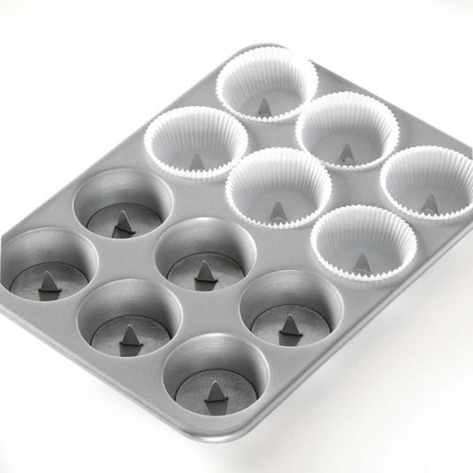 Accessorio per Muffin e Cupcakes Ripieni Nordic Ware