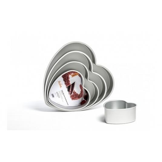 Stampo Cuore Alluminio