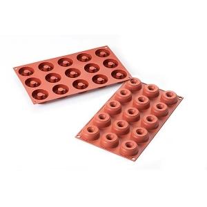 Stampo Silicone Donuts Mini SF171