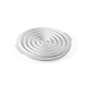 INSERT DECOR ROUND Stampo in silicone Ø4/26cm H1cm Silikomart