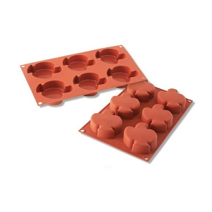 Stampo Silicone Colombine