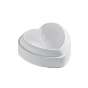 Modifica: AMORE 600 Stampo in silicone 14,2x13,7cm + cutter Silikomart