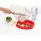 Cuoci omelette mezzaluna in silicone per microonde Lékué