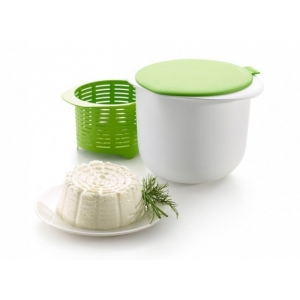 Cheese Maker 1 litro Kit 3 pz. Lékué
