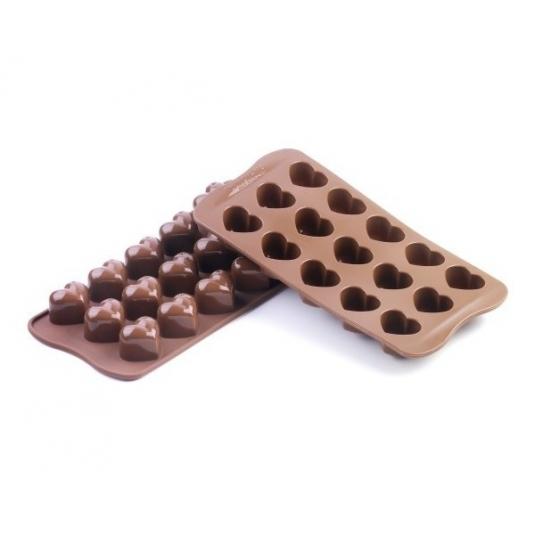 Stampo Silicone Cioccolatini Mon Amour