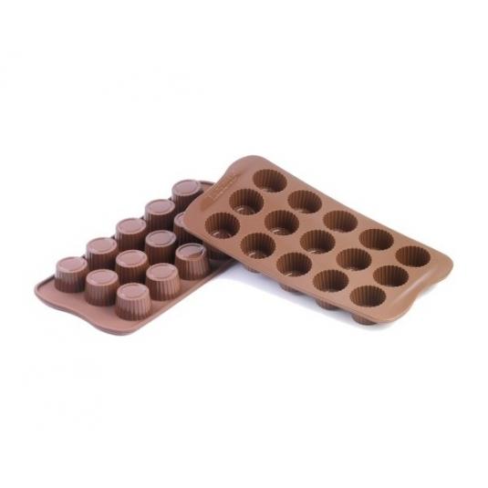 Stampo Silicone Cioccolatini Praline