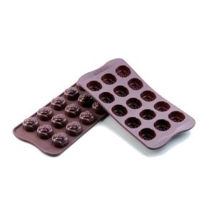 Stampo Silicone Cioccolatini Rose