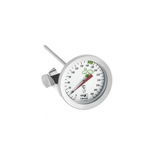 Termometro per fritti in acciaio inox TFA