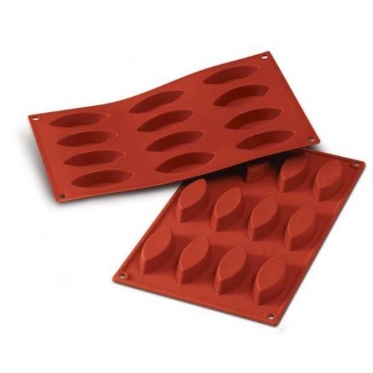 Stampo Silicone Barchette Mini