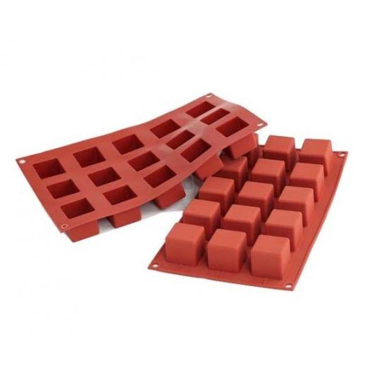 Stampo Silicone Cubo Mini