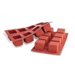 Stampo Silicone Cubo 8
