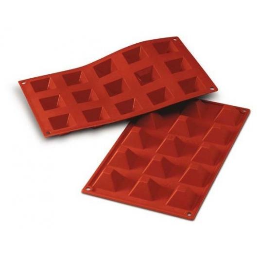 Stampo Silicone Piramidi Mini