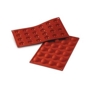 Stampo Silicone Semisfere 3