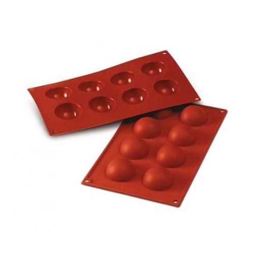 Stampo Silicone Semisfere 5