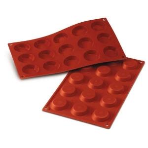 Stampo Silicone Tartellette Mini
