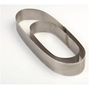 Ovale Microforato Altezza 3.5 cm Pavoni