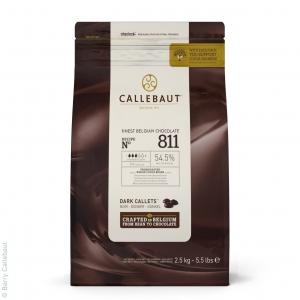 Cioccolato Callebaut Fondente 54.5%
