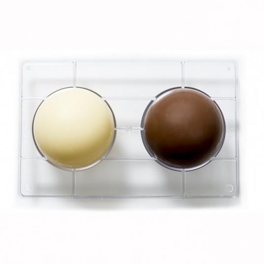 Stampo Cioccolato Semisfere 10 cm