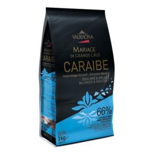 Cioccolato Valrhona Caraibe 66%