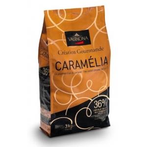 Cioccolato Valrhona Caramelia 36%