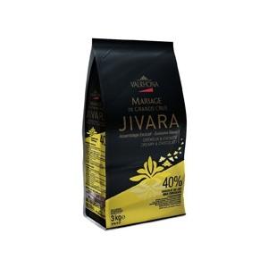 Cioccolato Valrhona Jivara 40%