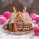Stampo Gingerbread House