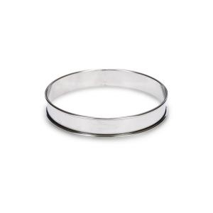 Anello inox cerchio H2cm Paderno