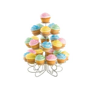 Alzata per Cupcake e Muffin 24 Posti
