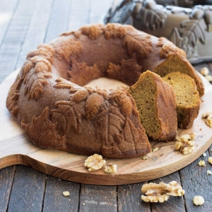 Stampo Autumn Wreath Bundt Pan