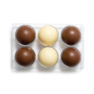 Stampo Cioccolato Semisfere 7,5 cm