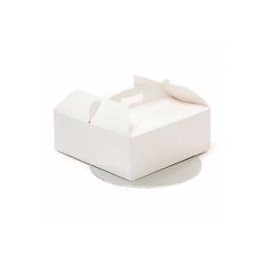 Scatola Torta Quadrata con Cake Board