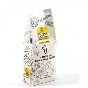 Farina Petra 1 sacco 1Kg Molino Quaglia