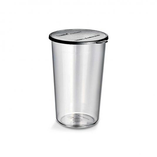 Bicchiere con Coperchio 600 ml