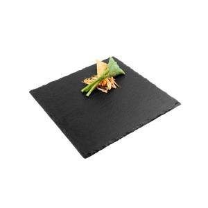 Piatto Ardesia Quadrato 25 cm