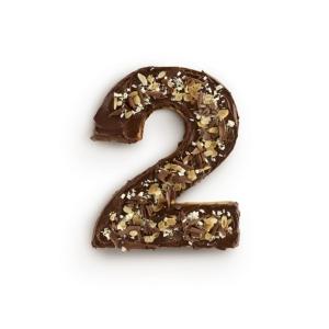Stampo Torta Numero 2
