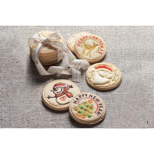 Set Biscotti - XMAS STAMP