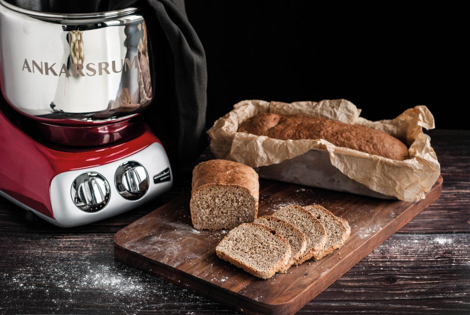 fare il pane col lievito madre